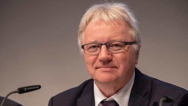 Mathias Arnold übernimmt im neuen Jahr das Amt des ZAEU-Vizepräsidenten. (p / Foto: Schelbert)