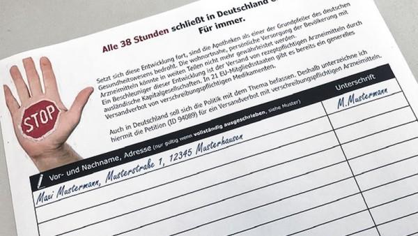 Bühler-Petition: Knapp über 6.000 Mitzeichner