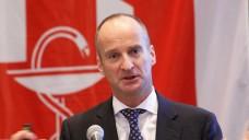ABDA-Präsident Friedemann Schmidt mahnt fehlende Aspekte der Apotheker an. (Foto: AK Nordrhein)