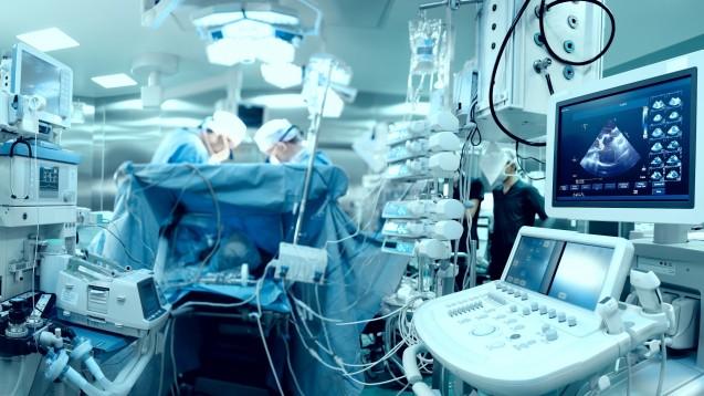 Ausgaben für die Behandlung eines Patienten im Krankenhaus: In Hamburg sind die Kosten am höchsten. (Foto: sudok1 / Fotolia)