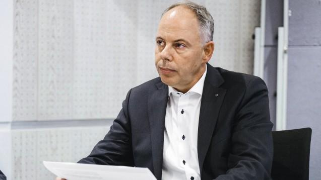 Noweda-Chef Michael P. Kuck warnt die Bundesländer vor dem Apotheken-Stärkungsgesetz und empfiehlt das Rx-Versandverbot. (Foto: Noweda)