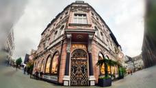 Die Alte Apotheke in Bottrop, die in den vergangenen Monaten wegen des angeklagten Zyto-Apothekers Peter S. in den Schlagzeilen war, wechselt den Besitzer. (Foto: hfd)
