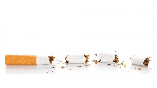 Nie wieder rauchen!