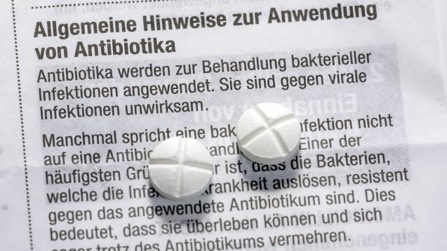 Aus einem epidemiologischen Bericht des ECDC geht hervor, dass es im vergangenen Jahr in Europa einen recht stabilen Antibiotika-Verbrauch gegeben hat. (c / Foto: imago images / Hettrich)