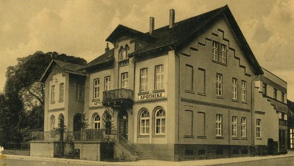 Die älteste Apotheke in Bad Lippspringe ist Geschichte