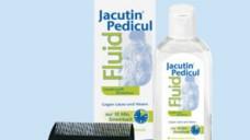 Jacutin® Pedicul Fluid von Almirall ist nicht mehr verordnungsfähig. (Screen: laeuse.de)