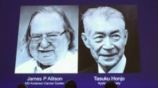 Die Arbeiten der diesjährigen Medizin-NobelpreisträgerJames Allison und Tasuku Honjo sind Grundlageder Wirkstoffklasse der Checkpoint-Inhibitoren. ( r / Foto: imago)