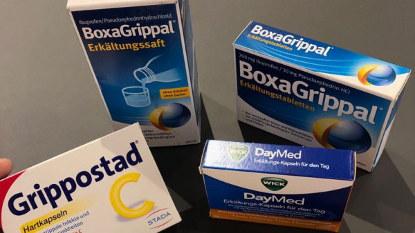 Bei Erkältungen: Alternativen zu Aspirin Complex