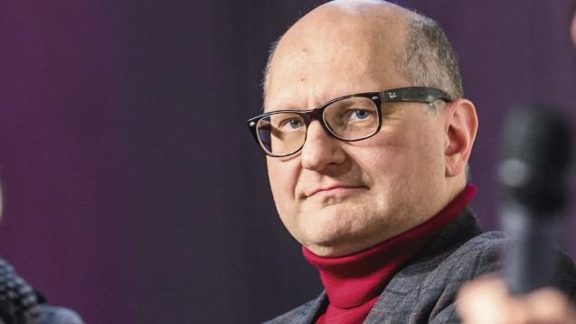 Martin Porwoll (hier auf der Interpharm 2017), Ex-Mitarbeiter der Alten Apotheke in Bottrop, ist gegen die geplante EU-Richtlinie zum Whistleblowing. (m / Foto: Schelbert)