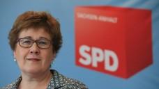 Neue Sozialministerin: Petra Grimm-Benne von der SPD übernimmt das Ministerium, das auch für das Thema Gesundheit zuständig ist. (Foto: dpa / picture alliance)