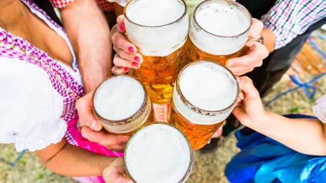 Ein erneuter Glyphosat-Nachweis im deutschen Bier wird wohl die wenigsten vom Genuss abhalten. (Foto: Kzenon / Fotolia)
