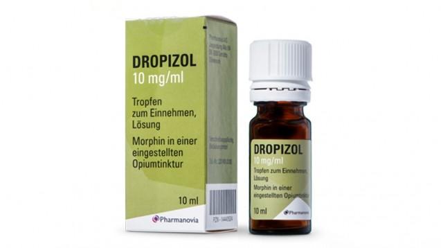 Der Vertreiber des Fertigarzneimittels Dropizol®, das Unternehmen Innocur, verschickt derzeit Briefe an die Apotheken. (Quelle: Screenshot DAZ.online / www.innocur.de)