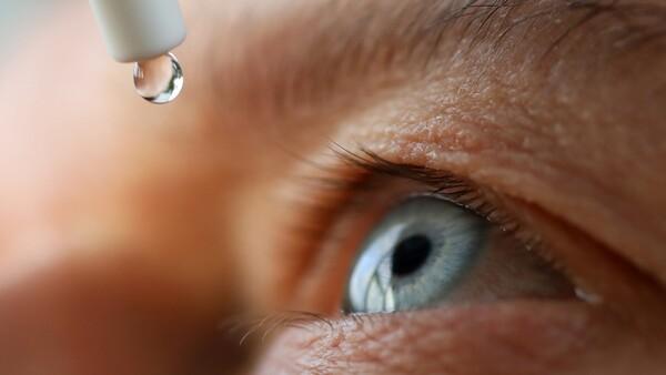 Tacrolimus-Augentropfen sind effektiv in Phase-II-Studie