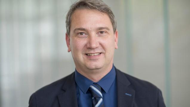 TK-Arzneimittelchef Tim Steimle erklärt im DAZ.online-Interview die Pläne seiner Kasse zu den pharmazeutischen Dienstleistungen. (s / Foto: TK)