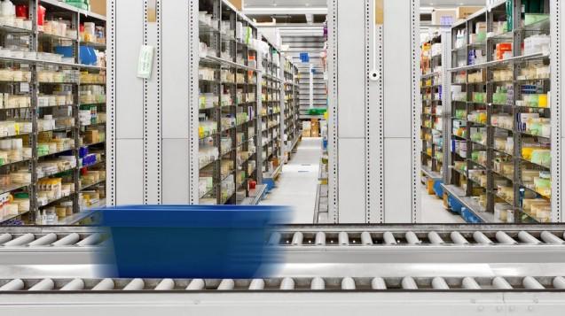Der pharmazeutische Großhandel bietet heute mehr als ein umfangreiches Lager. (Foto: Phagro)