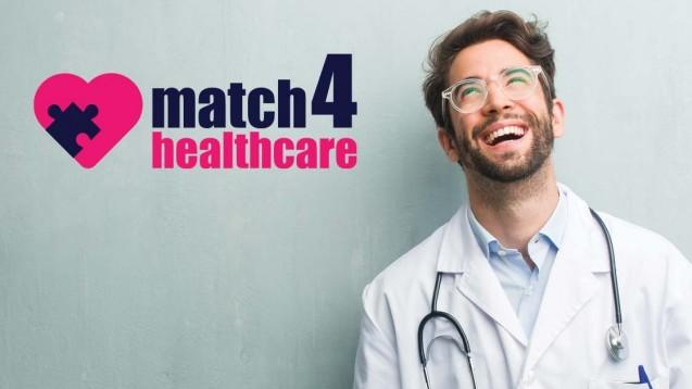 Seit vergangener Woche gibt es mit Match4Healthcare eine neue Plattform, mit der Studierende während der Pandemiezeit in verschiedenen Einrichtungen des Gesundheitswesen aushelfen können. ( r / Foto: Match4Healthcare)