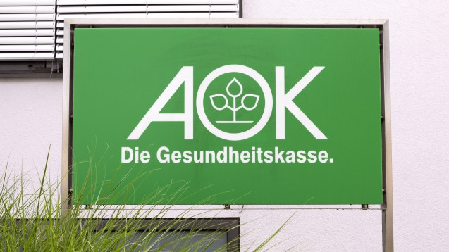 Erneut ist eine AOK-Ausschreibung für Arzneimittel vor der Vergabekammer gelandet. (x / Foto: CHROMORANGE / imago)