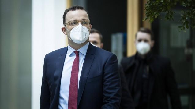 Bundesgesundheitsminister Jens Spahn räumt im Spiegel-Interview ein: Auch Max Müller hat ein Maskenangebot abgegeben. (Foto: IMAGO / photothek)