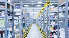 Der vorherigen Standort in Venlo hatte Shop Apotheke zufolge deutlich weniger Kapazität. (Foto: Shop Apotheke)
