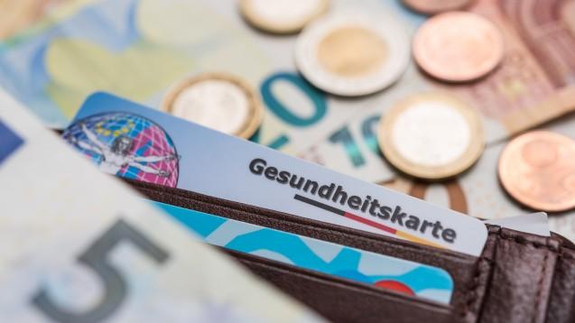 Die gesetzlichen Krankenkassen rutschen in die roten Zahlen. Doch sie haben Reserven. (Foto: Lothar Drechsel /stock.adobe.com)