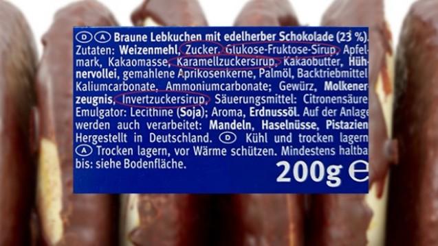 In der Zutatenliste von industriell hergestellten Lebensmitteln findet sich Zucker in verschiedensten Formen. .(Bild: Privat/ danako / stock.adobe.com)