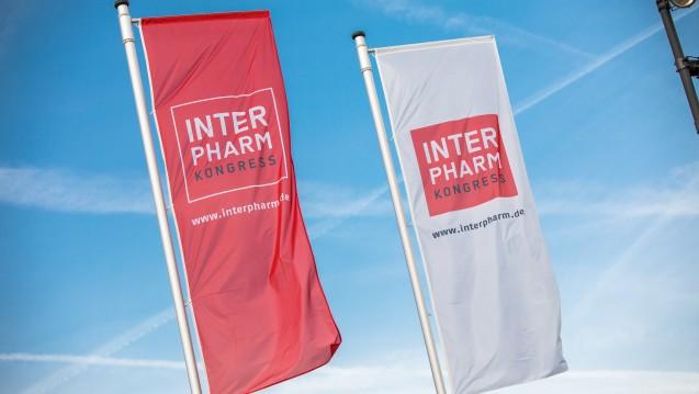 Am 16. und 17. März findet in Berlin die Interpharm statt. (Foto: DAZ)
