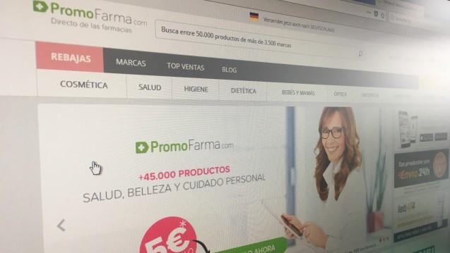 Noch ein Zukauf: Der DocMorris-Mutterkonzern Zur Rose hat den spanischen Versandhändler Promofarma übernommen. ( r/ Foto: DAZ.online)