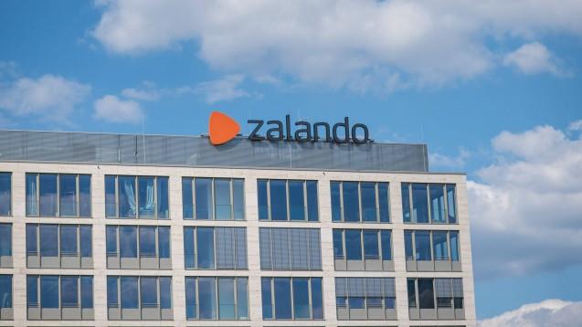 Zalando,Online-Versandhändler für Schuhe und Mode mit Sitz in Berlin, vernetzt sich mit dem Handel vor Ort und will so Lieferzeiten reduzieren. (m / Foto:imago images / Christian Ditsch)