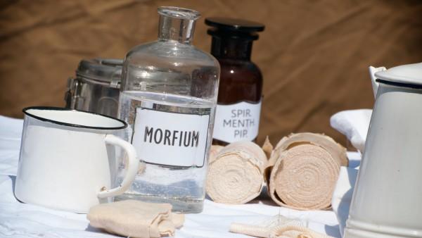 Morphin und Co. – Apotheker als Forscher und Industrielle