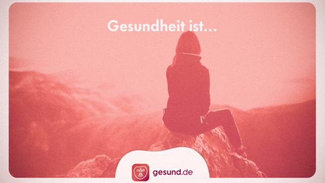Der Start der Gesundheitsplattform www.gesund.de soll kurz bevorstehen. (Screenshot gesund.de)