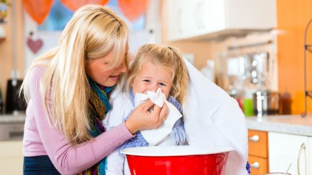Nicht immer müssen Antibiotika sein bei einer Sinusitis. (Foto: Kzenon / Stock.adobe.com)