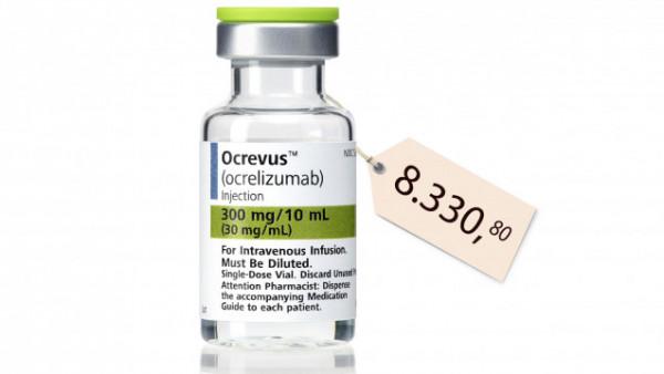 Wie findet der G-BA Ocrelizumab?