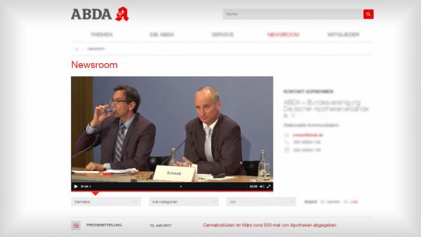 ABDA startet eigenes Nachrichtenportal