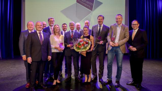 Preisverleihung mit Geschmäckle: Die Kammer Westfalen-Lippe wirft der ABDA-Tocher Avoxa Klüngelei bei der Preisverleihung vor. (Foto: Avoxa)