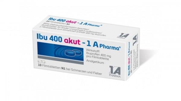 Probleme beim Scannen von 1A-Ibuprofen