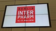 Die INTERPHARM 2018 findet in Berlin statt. (Foto: DAZ.online)