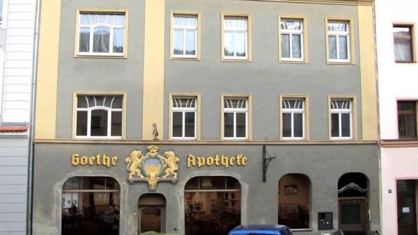 Kaffee, Kuchen und Übernachtungen in historischer Bautzener Apotheke