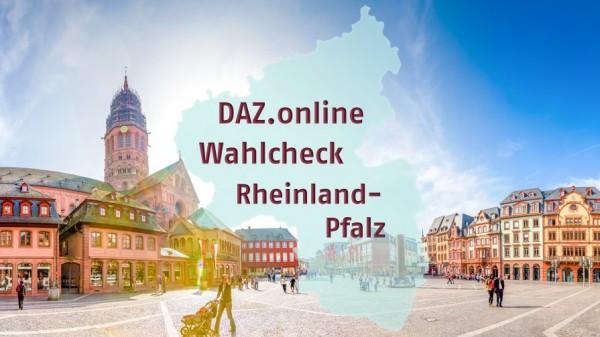 Wen sollten Apotheker in Rheinland-Pfalz wählen?