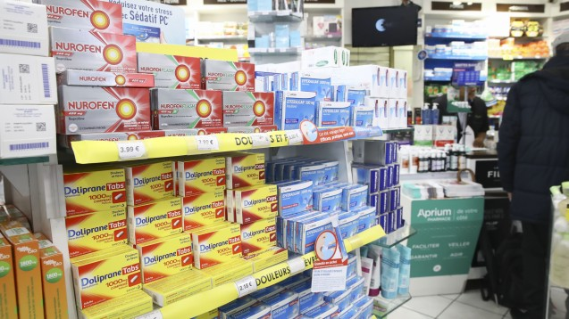 Können Patienten in solchen Parapharmazien künftig noch mehr OTC-Präparate kaufen? Wird der französische OTC-Markt bald liberalisiert? (c / Foto: imago images/ PanoramiC)