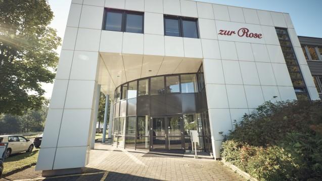 Der Schweizer Pharmahandelskonzern Zur Rose hat seinen Umsatz erneut gesteigert und hat zum 1. November eine neue Digital- und Strategie-Chefin eingestellt. (c / Foto: Zur Rose)
