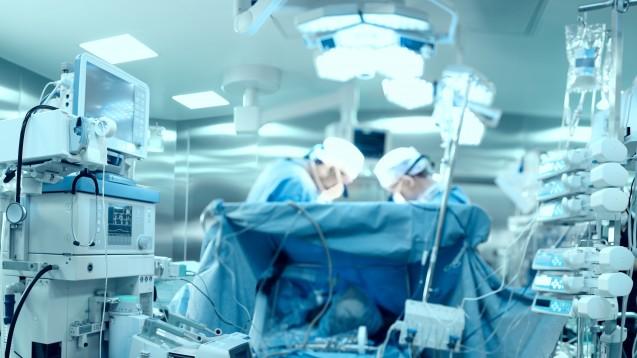Der Ethikrat diagnostiziert bei Klinikversorgung vielfachen Therapiebedarf. (Foto: sudok1 / Fotolia)