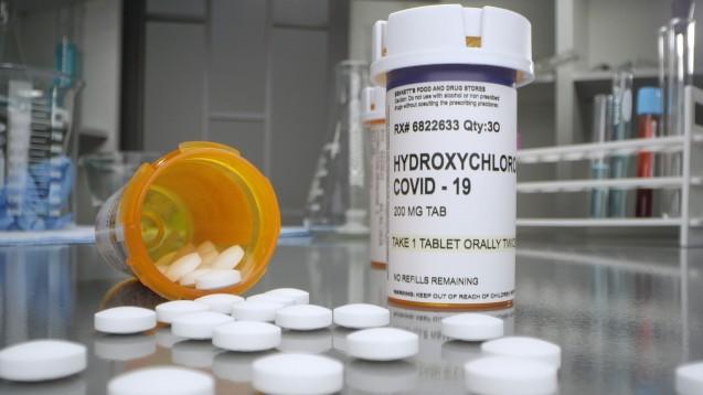US-Präsident Donald Trump hatteHydroxychloroquinnach eigenen Angaben sogar als Corona-Prophylaxe eingenommen. Das stand von Anfang an in der Kritik. Doch nun verdichten sich die Bedenken immer mehr. (c / Foto: Stock Footage, Inc. / stock.adobe.com)