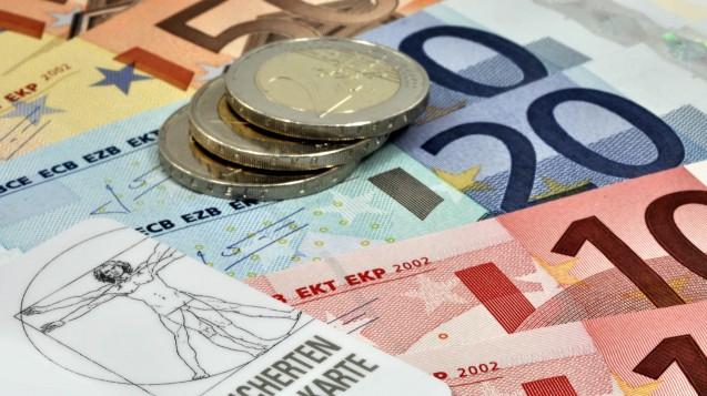 Die Bestände sinken: Im vergangenen Jahr nahmen die Finanzreserven um eine Milliarde Euro ab. (Foto: Setareh / Fotolia)