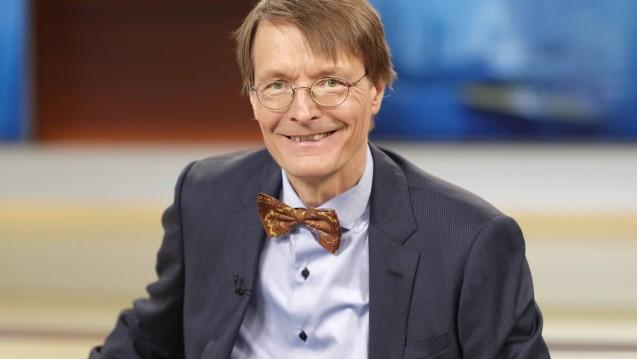 Professor Karl Lauterbach (SPD) will die Arzneimittelaufsicht von der Landes- auf die Bundesebene holen. (s / Foto: Imago)