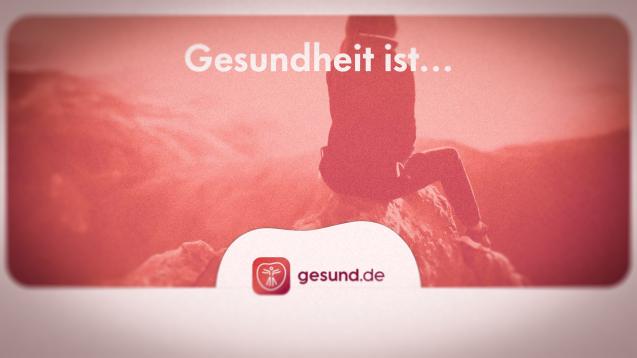 """Im zweiten Quartal soll die gemeinsame Gesundheitsplattform """"gesund.de"""" von Phoenix und Noventi ans Netz gehen. (Screenshot: gesund.de)"""