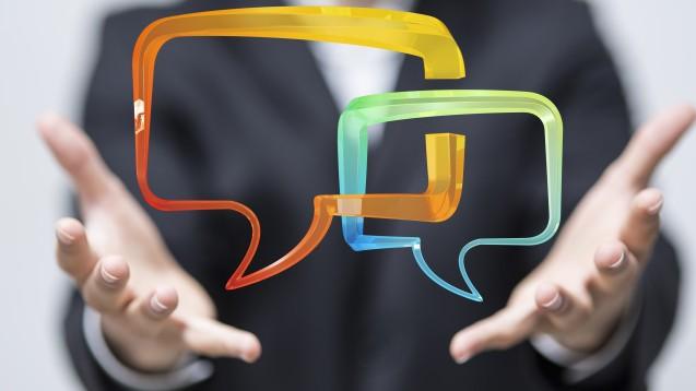 Kommunikation ist der Schlüssel zum Erfolg! (Foto: vege/Fotolia)