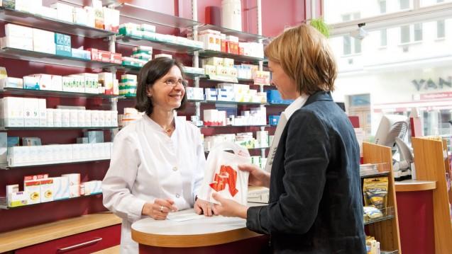 Die allermeisten APO-kix-Teilnehmer sind überzeugt: Die freiberuflich geführte Apotheke ist Garant für gute Beratung. (Foto: ABDA)