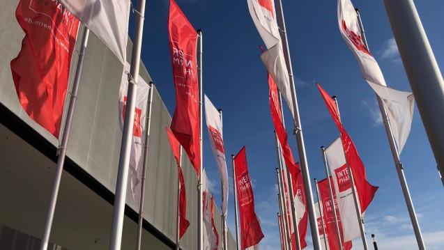 Dieses Jahr findet die Interpharm im Berliner CityCube statt. (Alle Fotos: DAZ.online)