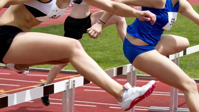 Ein Eldorado für Pharmakologen: Die Leichtathletik zählt zu den Sportarten, die besonders Doping-anfällig sind.(Foto: Fototint/ Fotolia)