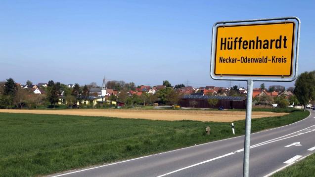 Für eine Neueröffnung in der Gemeinde Hüffenhardt soll sich kein Apotheker interessiert haben, vehaupten Bürgermeister Walter Neff und DocMorris. Aber zumindest ein Apotheker soll konkretes Interesse gehabt haben. (Foto: diz)